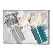 Boz Christmas - Petite Robins Wintry Chocolate Boxes 3pce
