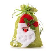 Boz Christmas - Santa's Treats Lime Bag