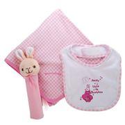 Bunnykins - Pink Baby Gift Set 3pce