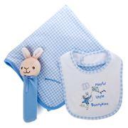 Bunnykins - Blue Baby Gift Set 3pce