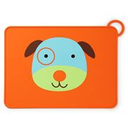 SkipHop - Zoo Fold & Go Dog Placemat