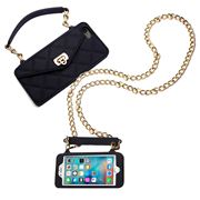 Pursecase - iPhone 6 Plus Black Pursecase