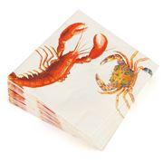 Michel Design - Lobster Cocktail Paper Napkins