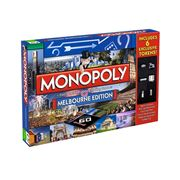 Games - Melbourne Monopoly