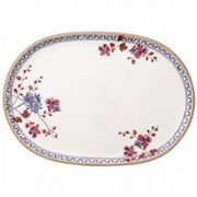V&B - Artesano Provence Lavender Oval Fish Plate 43cm