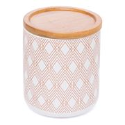 Habitat - Krista Husk Copper Medium Canister