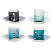 Magpie - Ahoy Espresso Set 4pce