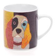 Magpie - Poochies Mr Spaniel Mug