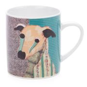 Magpie - Poochies Mr Whippet Mug
