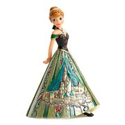 Disney - Arendelle Royalty Anna Castle Dress