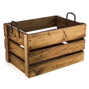 Ethos - Reclaimed Wood Large Storage Crate