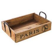 Ethos - Reclaimed Medium Wood Crate
