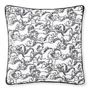 Florence Broadhurst - Horse Stampede Cushion