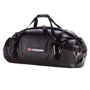 Caribee - Expedition 80 Black Duffle Bag