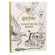 Book - Harry Potter Official Adult Colouring Book