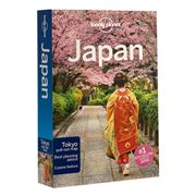 Lonely Planet - Japan 14th Edition