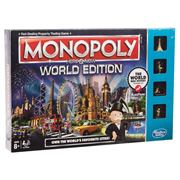 Games - Here & Now World Edition Monopoly