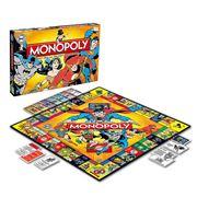Games - DC Comics Monopoly