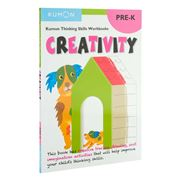 Book - Kumon Thinking Skills Creativity