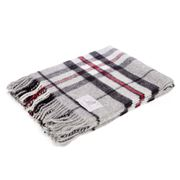 Bronte - Grey Thompson Tartan Knee Rug