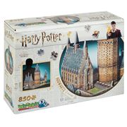 Games - Hogwarts Great Hall 3D Jigsaw Puzzle 850pce