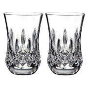 Waterford - Lismore Connoisseur Flared Sipping Tumbler Set