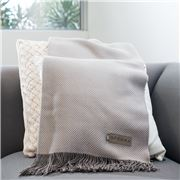 Sferra - Bristol Grey Throw Rug