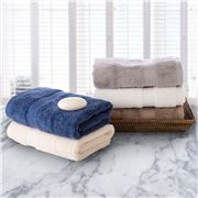 Sferra - Bello Hand Towel Stone