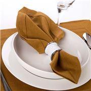 Sferra - Festival Dinner Napkin Set Curry 4pce