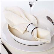 Sferra - Festival Dinner Napkin Set Oyster 4pce