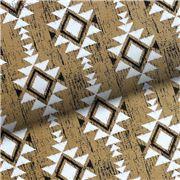 Vandoros - Navajo Black & Copper Wrapping Paper