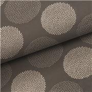 Vandoros - Chrysanthemum Mocha & Taupe Wrapping Paper