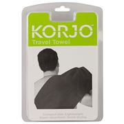 Korjo - Travel Towel Grey
