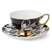 Cristina Re - To Paris With Love Lucille Teacup & Saucer