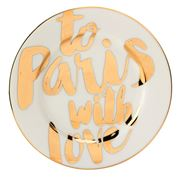 Cristina Re - To Paris With Love Side Plate