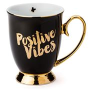 Cristina Re - Positive Vibes Ebony Mug