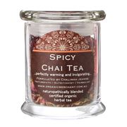 Organic Merchant - Spicy Chai Tea Jar