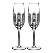 Waterford - Essentially Dungarvan Champagne Flute Set 2pce