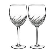 Waterford - Essentially Wave Goblet Set 2pce