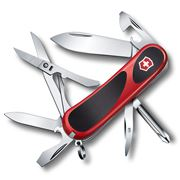 Victorinox - Delemont Evogrip 16 Red Swiss Army Knife