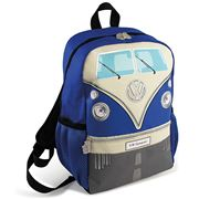 VW Collection - Kombi Blue Backpack