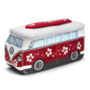 VW Collection - Kombi Red Toiletry Bag