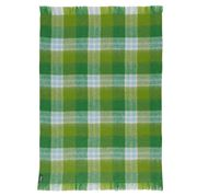 St Albans - Mohair Grassy Throw Rug