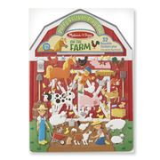 Melissa & Doug - On The Farm Resusable Sticker Play Set
