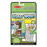 Melissa & Doug - Water Wow! Pet Mazes Colouring Pad