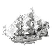 Metal Works - ICONX Queen Anne's Revenge Model Kit