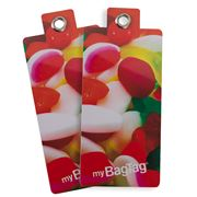MyBagTag - Lollies Luggage Tag Set 2pce