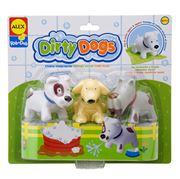 Alex - Dirty Dogs Play Set