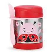 SkipHop - Zoo Ladybug Insulated Food Jar