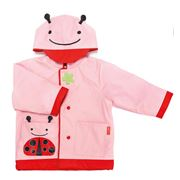 SkipHop - Zoo Ladybug Kids' Raincoat 3-4 Years